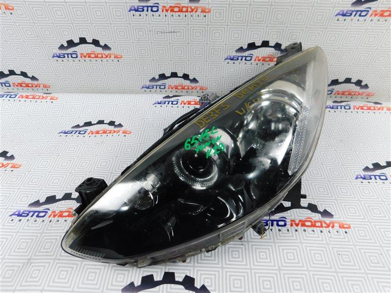 Фара Mazda Demio DE3FS левая