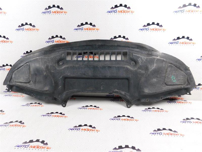 Защита бампера Mercedes S-Class W220 передняя