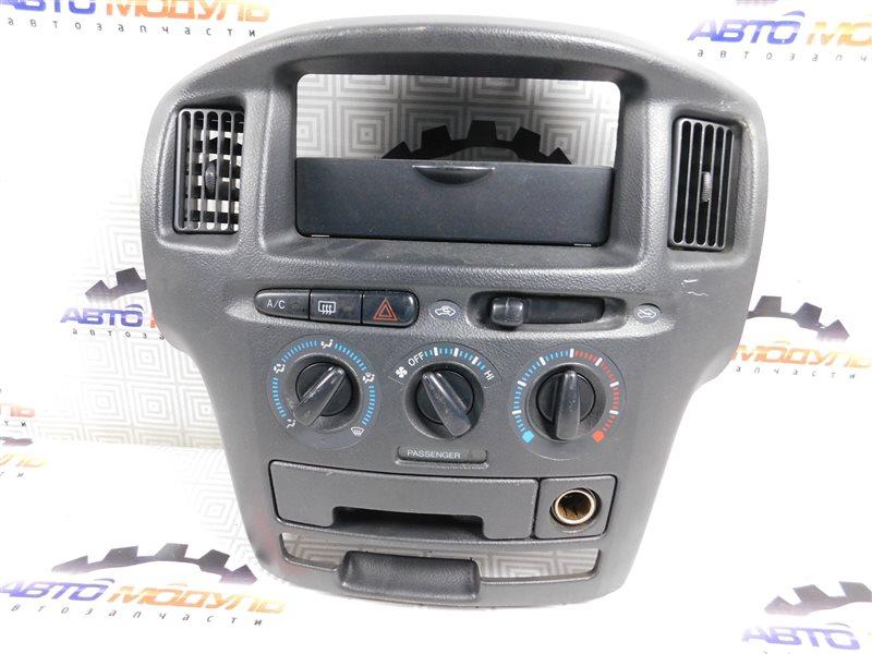 Блок управления климат-контролем Toyota Succeed NCP51-0071775 1NZ-FE 2004