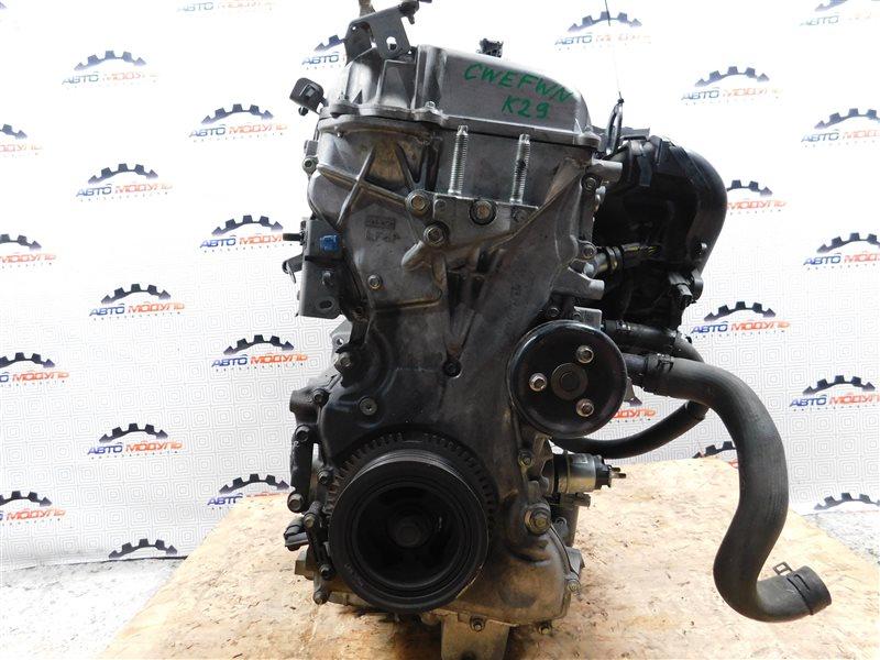 Двигатель Nissan Lafesta CWEFWN LF-VDS
