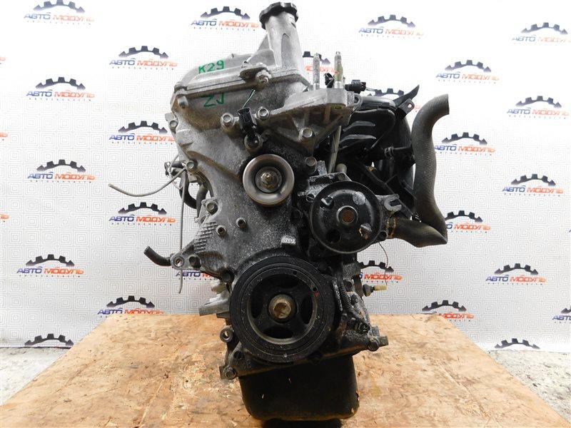 Двигатель Mazda Demio DY3W ZJ-VE