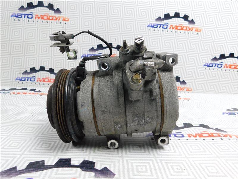 Компрессор кондиционера Toyota Markii GX100 1G-FE