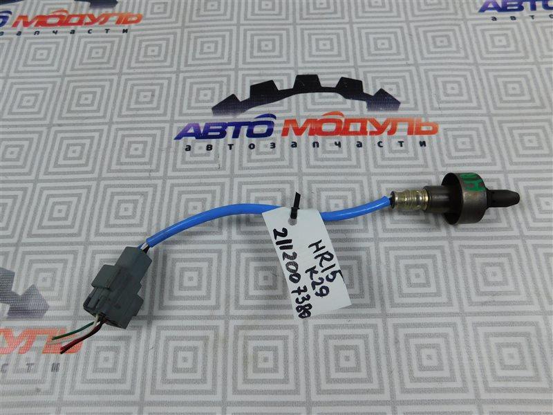 Датчик кислородный Nissan Tiida Latio SC11 HR15-DE