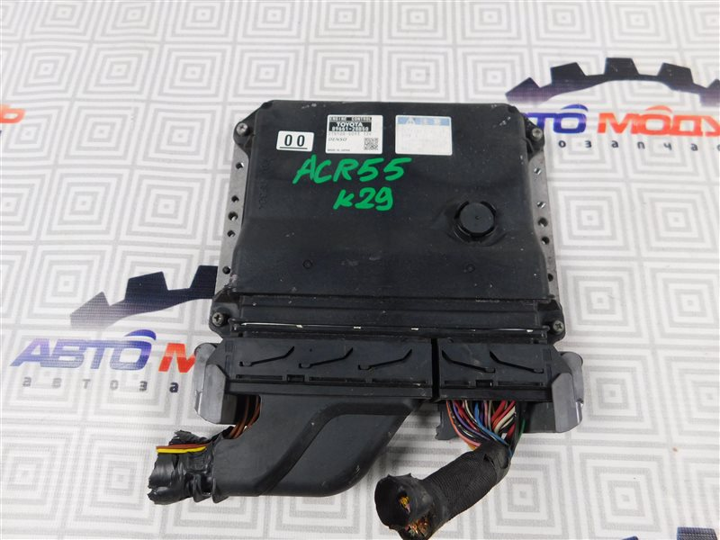 Компьютер двс Toyota Estima ACR55 2AZ-FE