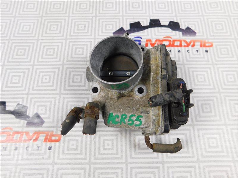 Дроссельная заслонка Toyota Estima ACR50 2AZ-FE