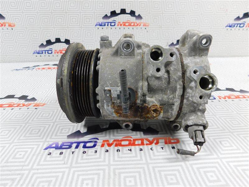 Компрессор кондиционера Nissan Tiida Latio SC11 HR15-DE