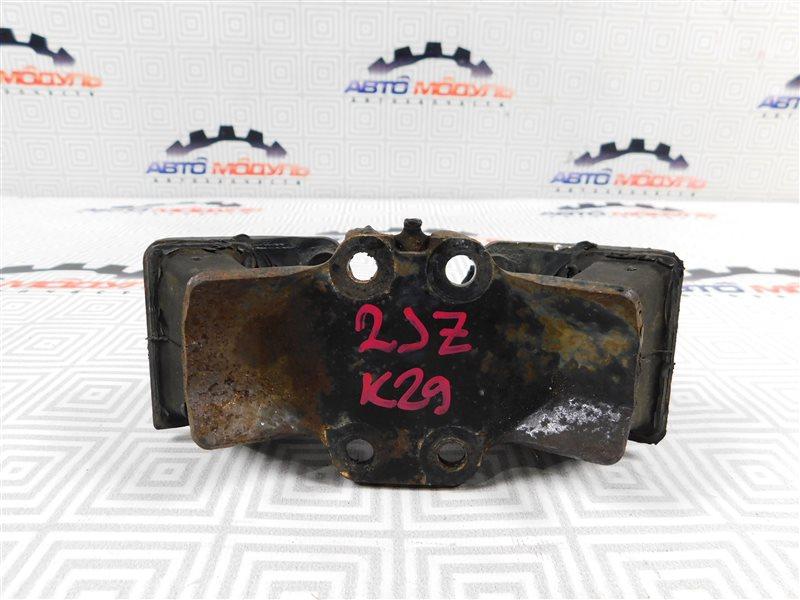 Подушка двигателя Toyota Aristo JZS160 2JZ-GE задняя нижняя
