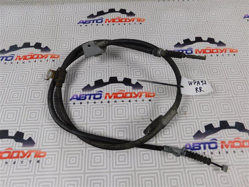 Тросик ручника Nissan Cefiro A32 VQ20 задний правый