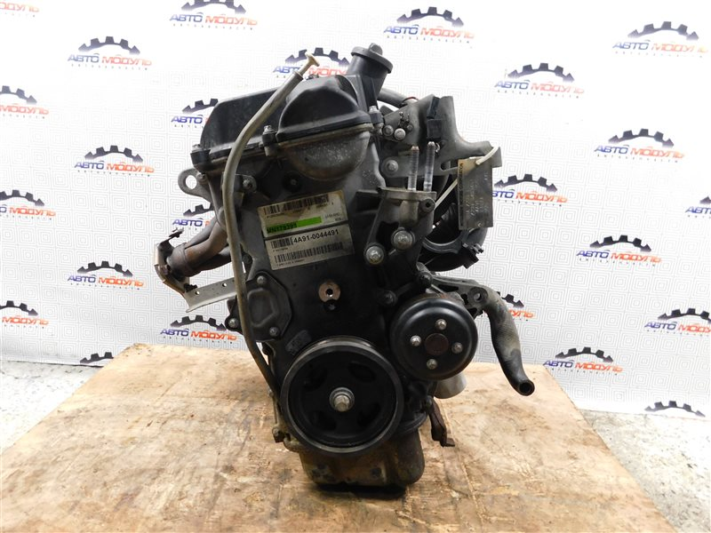 Двигатель Mitsubishi Colt Plus Z23A 4A91