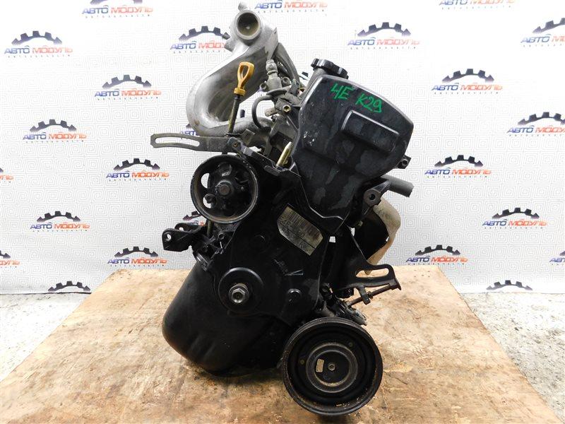 Двигатель Toyota Corsa EL41 4E-FE