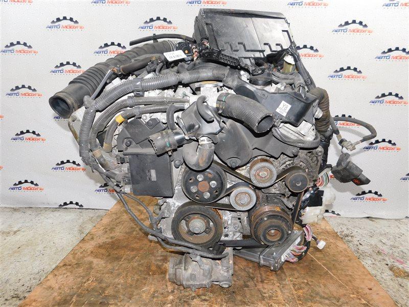 Двигатель Toyota Mark X GRX120 4GR-FSE