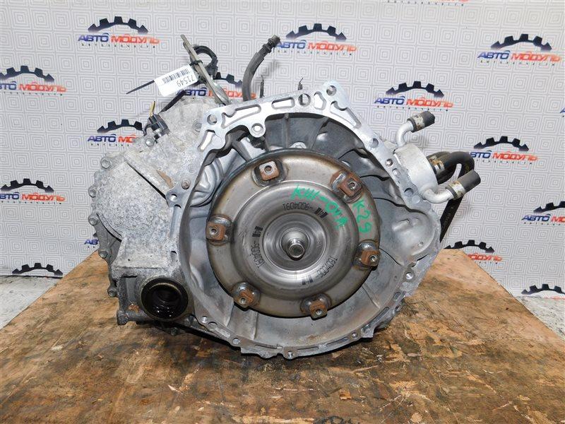 Акпп Toyota Voxy ZRR70 3ZR-FE