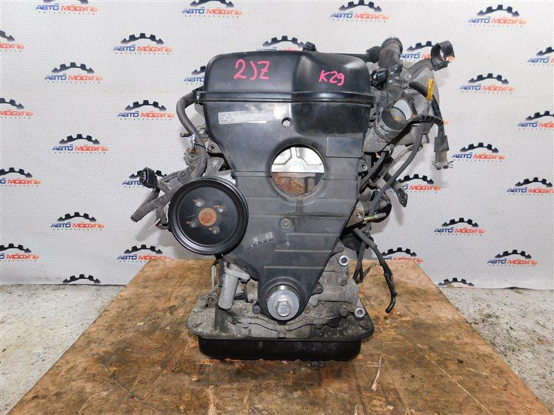 Двигатель Toyota Aristo JZS160 2JZ-GE