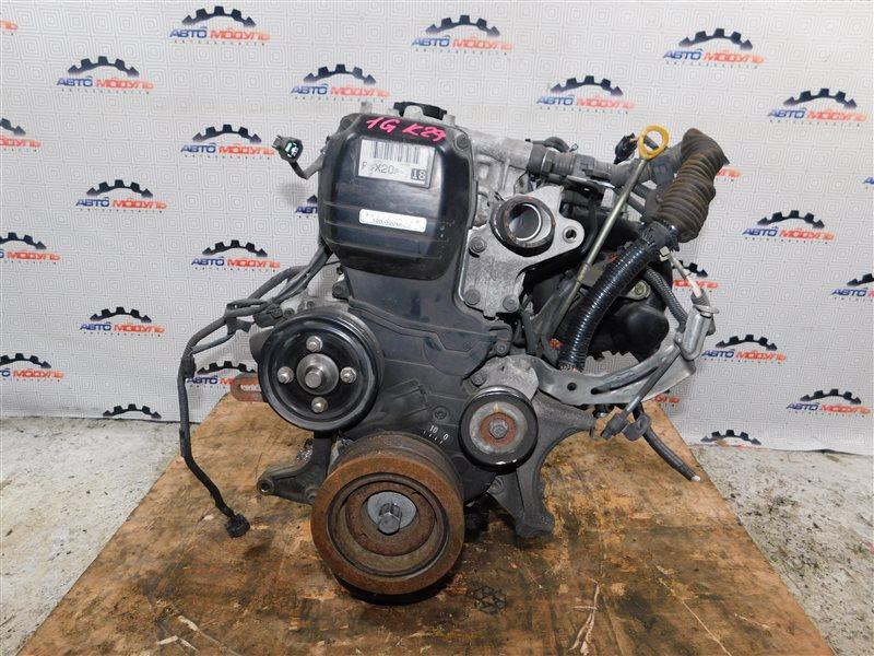 Двигатель Toyota Markii GX110 1G-FE