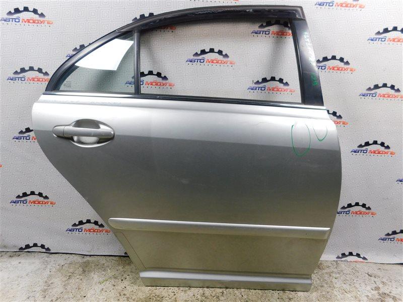 Дверь Toyota Avensis AZT250 задняя правая