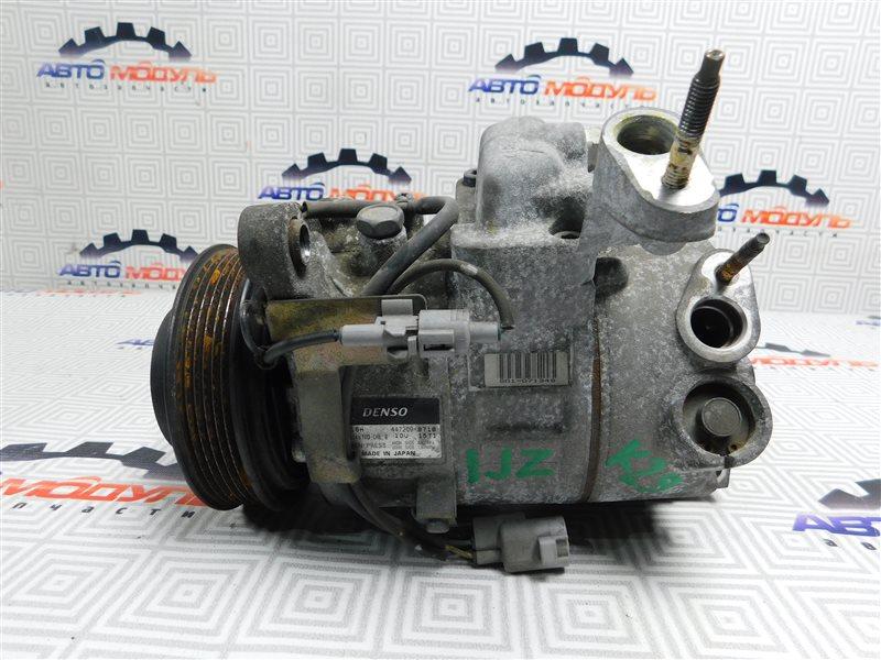 Компрессор кондиционера Toyota Progres JCG10 1JZ-GE