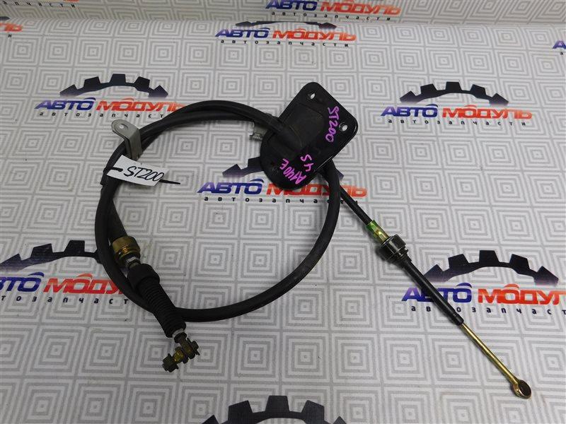 Трос переключения акпп Toyota Carina Ed ST200 3S