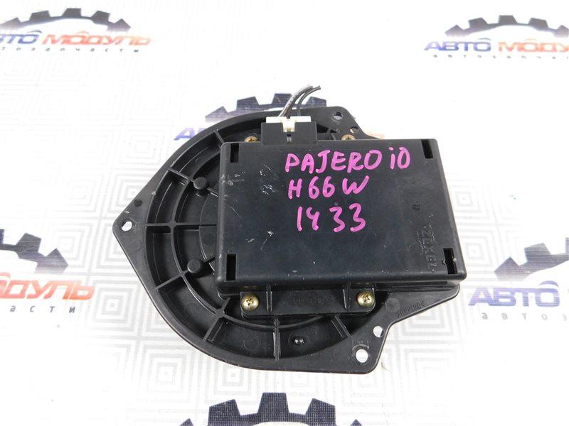 Мотор печки Mitsubishi Pajero Io H61W