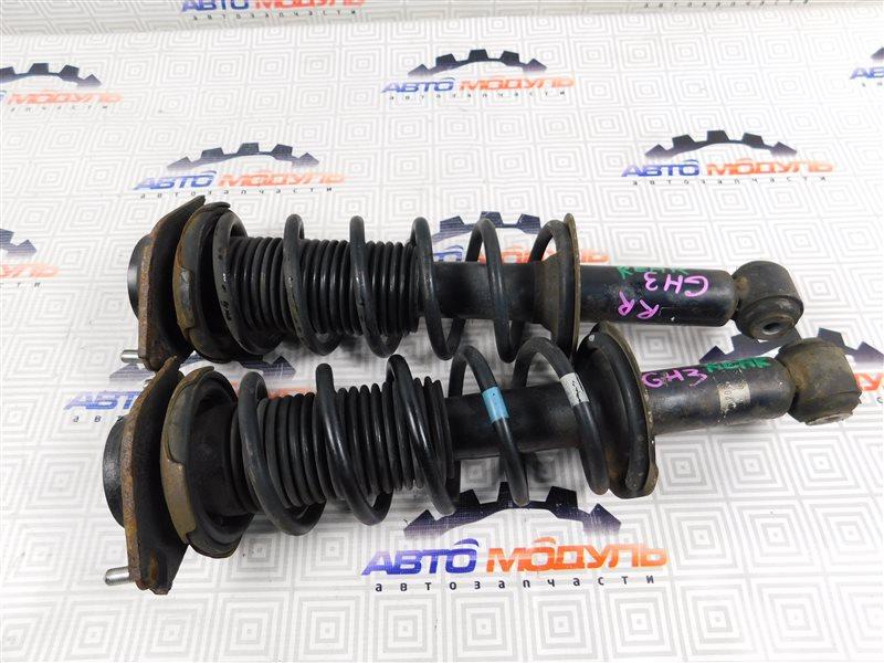 Стойка Subaru Impreza GH2 задняя правая