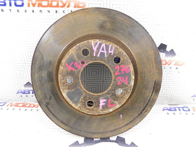 Диск тормозной Subaru Exiga YA4 передний