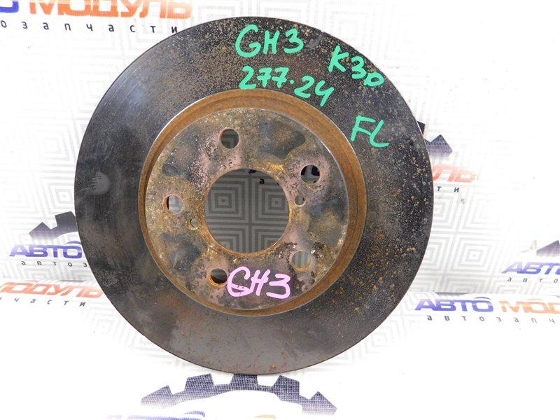 Диск тормозной Subaru Impreza GD9 передний