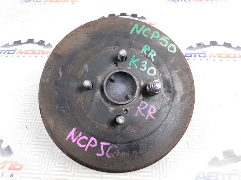 Барабан тормозной Toyota Probox NCP50 задний