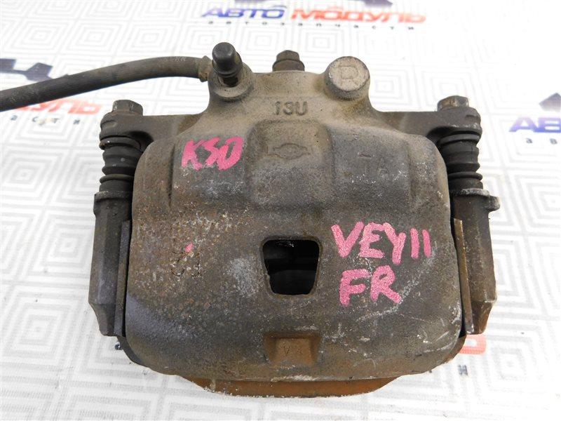 Суппорт Nissan Ad VY11 передний правый