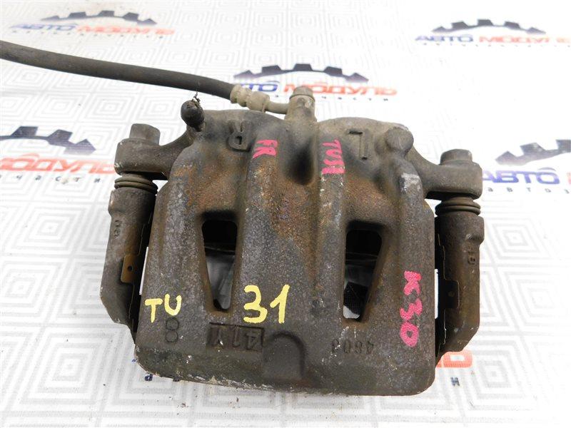Суппорт Nissan Presage TU31 передний правый