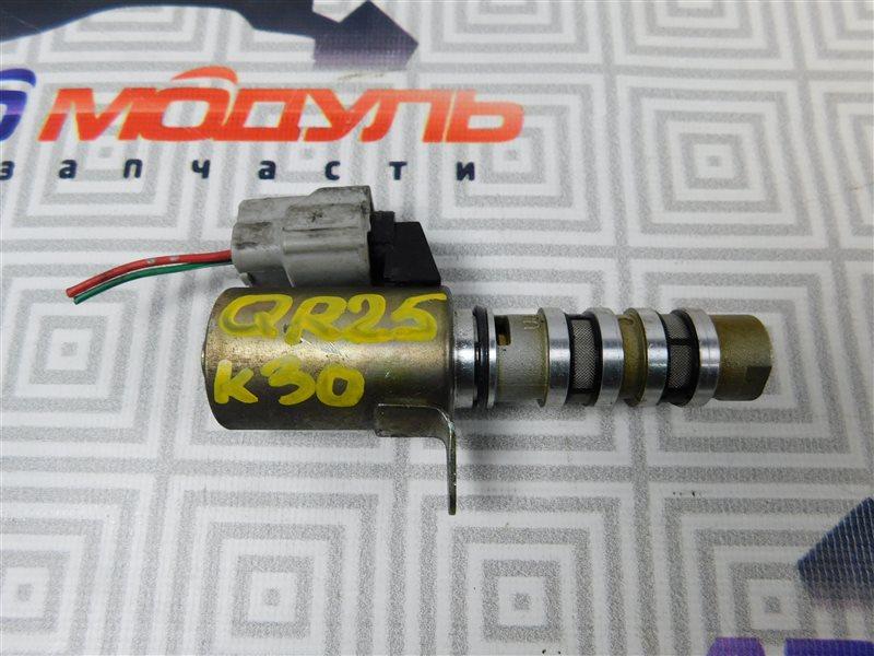 Клапан vvt-i Nissan Presage TU31 QR25DE