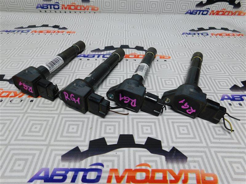 Катушка зажигания Honda Step Wagon RF3 K20A