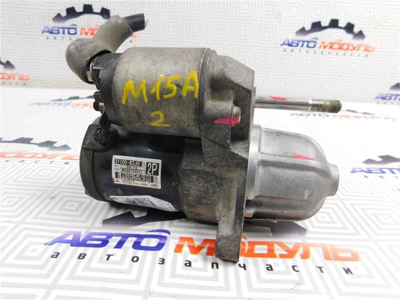 Стартер Suzuki Swift HT51S M13A