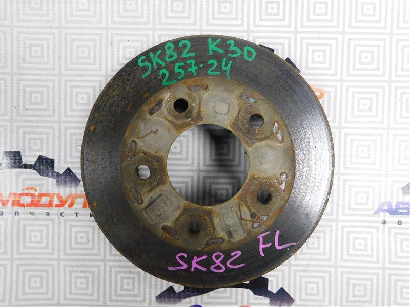Диск тормозной Mazda Bongo SKF2M передний