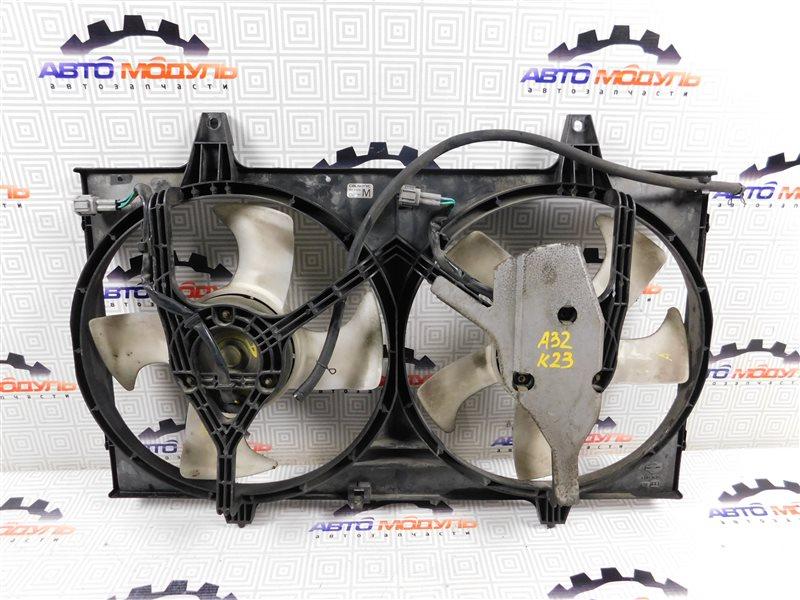 Диффузор радиатора Nissan Cefiro A32 VQ20