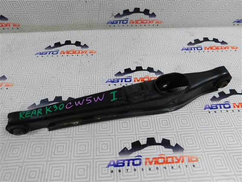 Рычаг Mitsubishi Outlander CW5W-0009588 4B12 2005 задний левый нижний