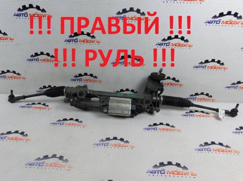 Рейка рулевая Volkswagen Passat B7 CAX 2011