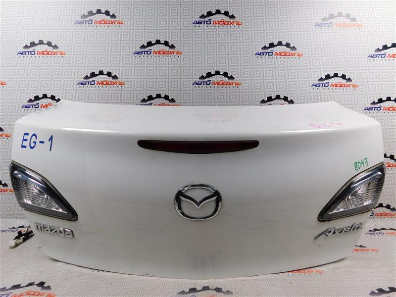 Крышка багажника Mazda Axela BL5FP задняя