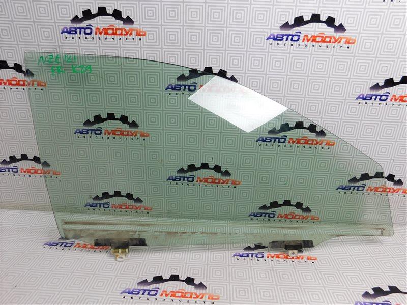 Стекло двери Toyota Corolla Fielder NZE121-0303325 1NZ-FE 2004 переднее правое