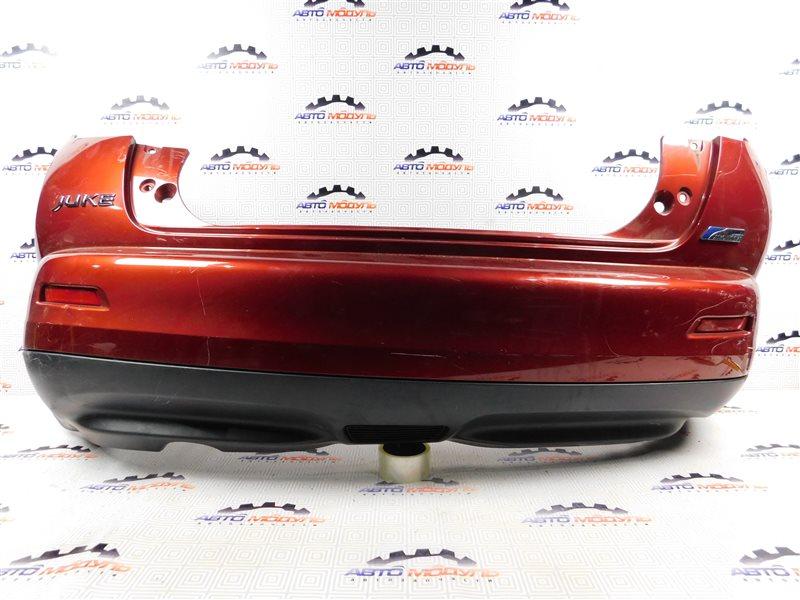 Бампер Nissan Juke F15 задний