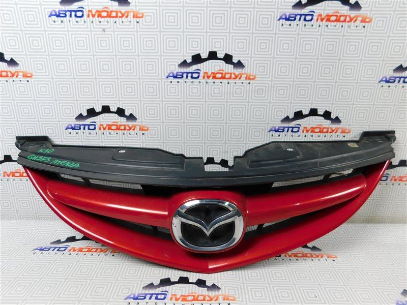 Решетка радиатора Mazda Atenza GH5AS