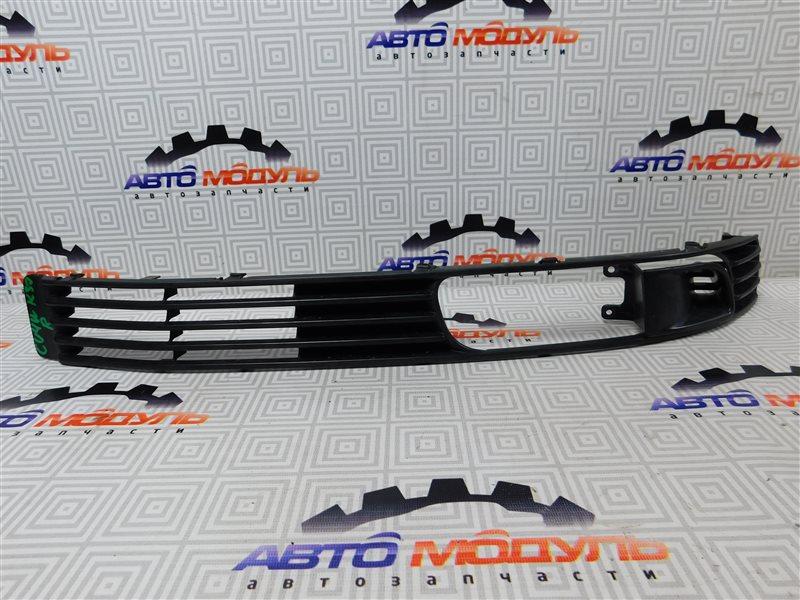 Решетка бамперная Mitsubishi Airtrek CU2W правая