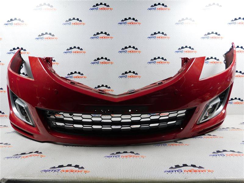 Бампер Mazda Atenza GH5AS передний