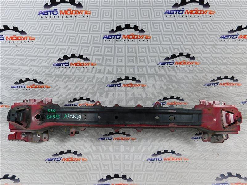 Усилитель бампера Mazda Atenza GHEFP передний