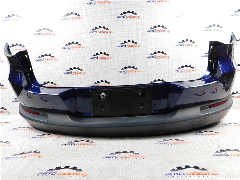 Бампер Volkswagen Tiguan 5N1 CAW задний