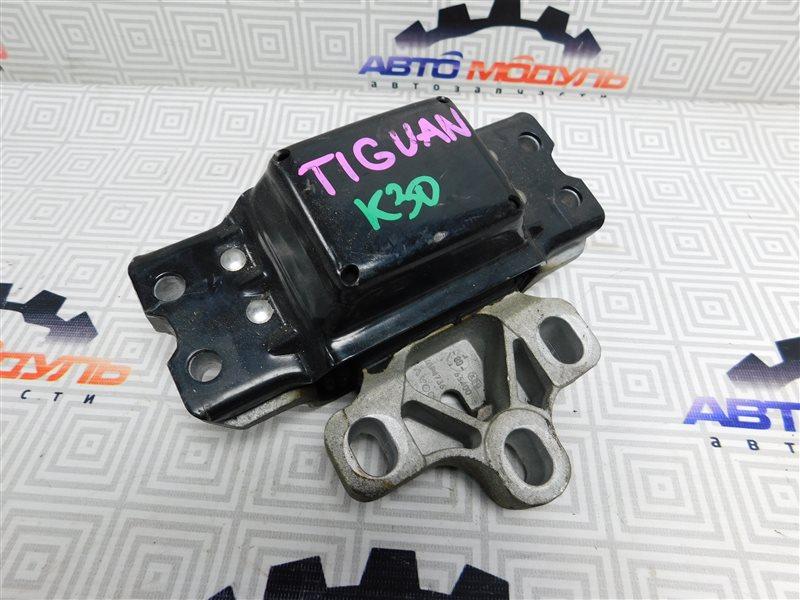 Подушка двигателя Volkswagen Tiguan 5N1 CAW левая