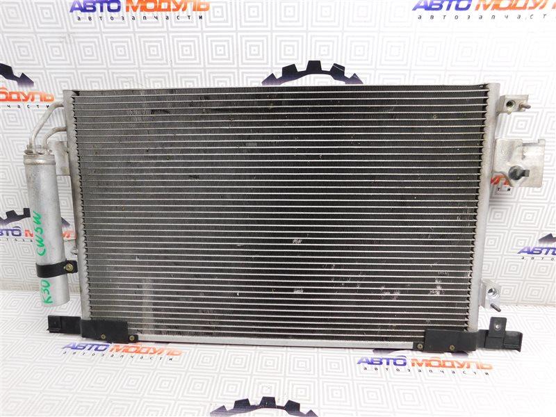 Радиатор кондиционера Mitsubishi Outlander CW5W-0009588 4B12 2005