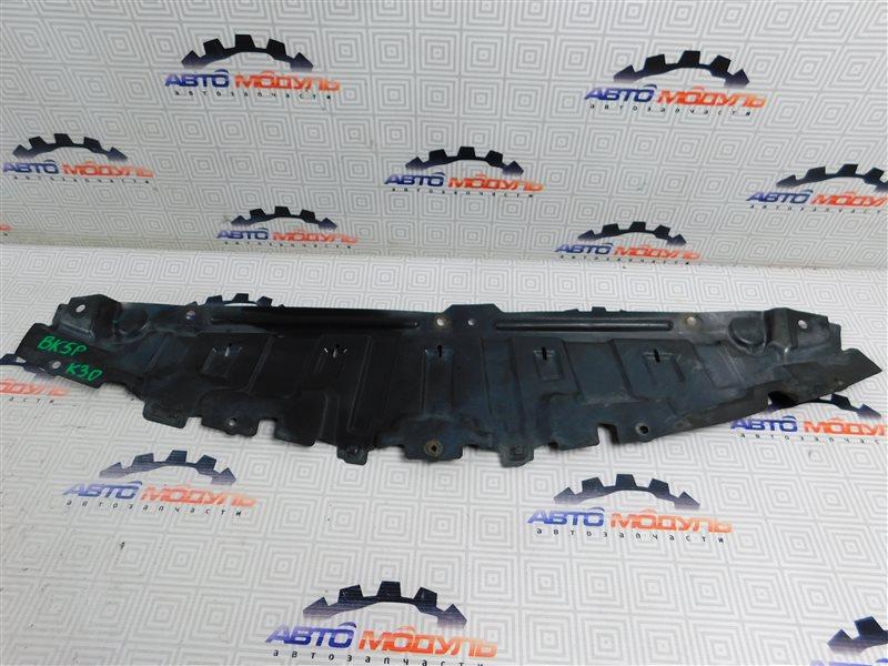 Защита бампера Mazda Axela BK5P передняя