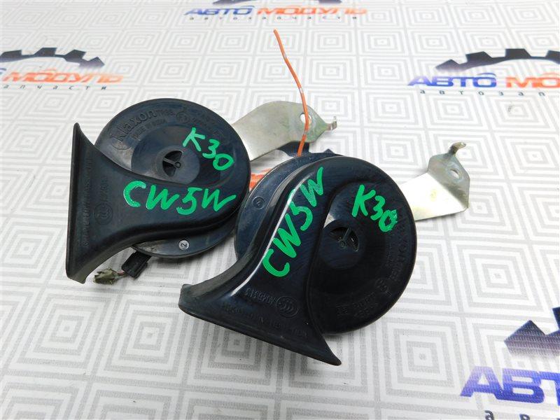 Сигнал звуковой Mitsubishi Outlander CW5W-0009588 4B12 2005