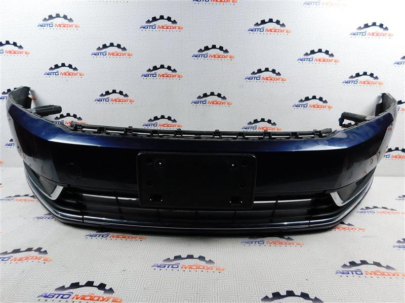 Бампер Volkswagen Passat B7 CAX 2011 передний
