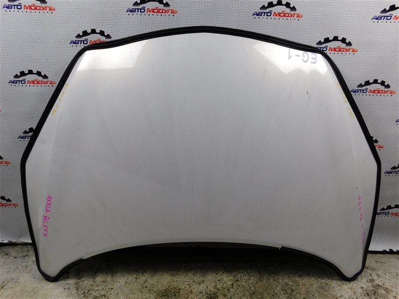 Капот Mazda Axela BL5FP