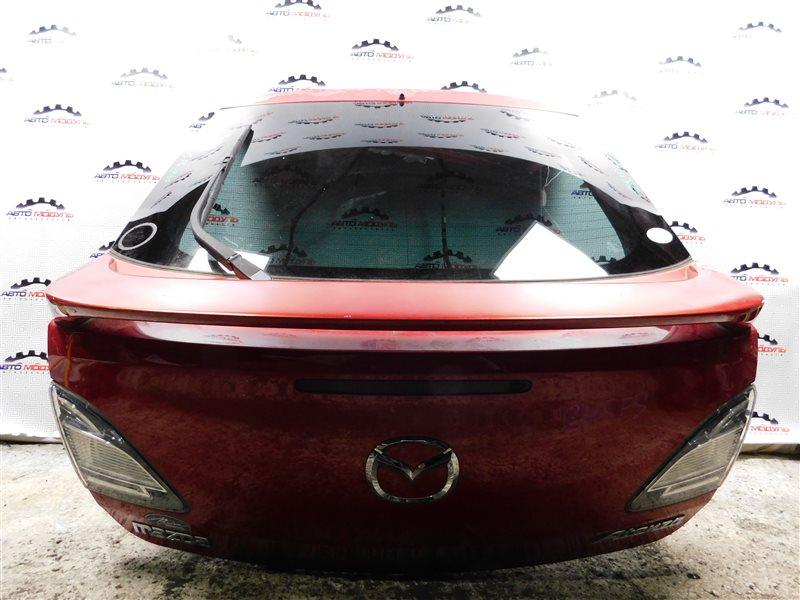 Дверь 5-я Mazda Atenza GH5AS задняя